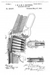 428887 John Browning US Patent Drawing 3