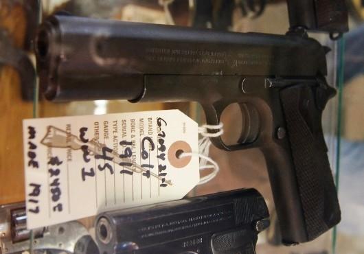 Colt 1911 WWI 45