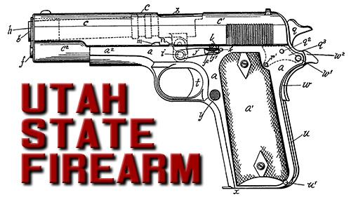 1911 Utah State Firearm