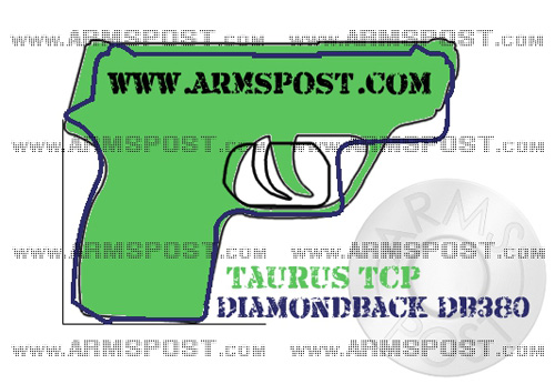 Diamondback DB 380 vs Taurus TCP 380 ACP Pocket Pistol Comparison