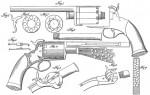 LeMat Shot Shell Revolver