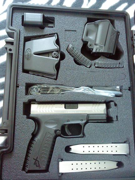 Springfield XDM 3.8 9mm