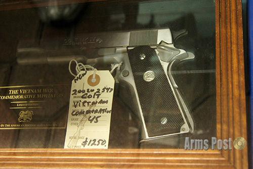 Colt 1911 Vietnam Commemorative