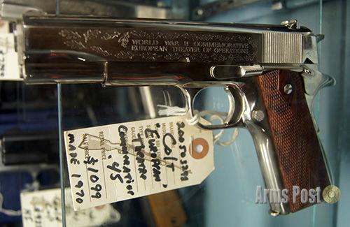 Colt 1911 WWII Commemorative