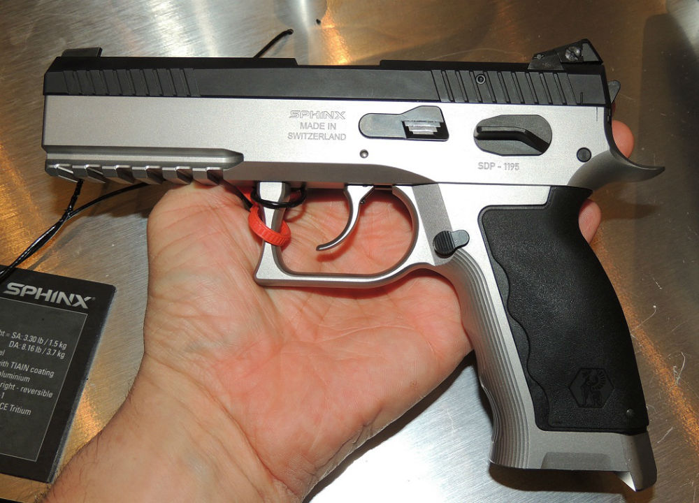 SPD Standard 9mm