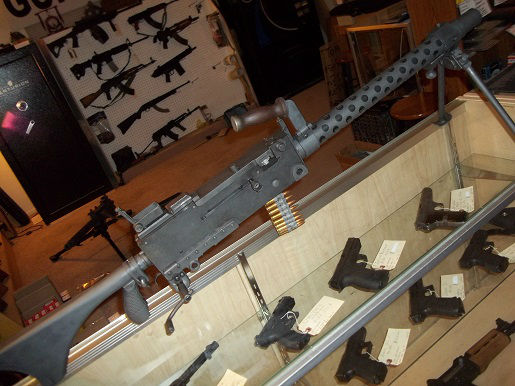 Browning M1919 A6 .308