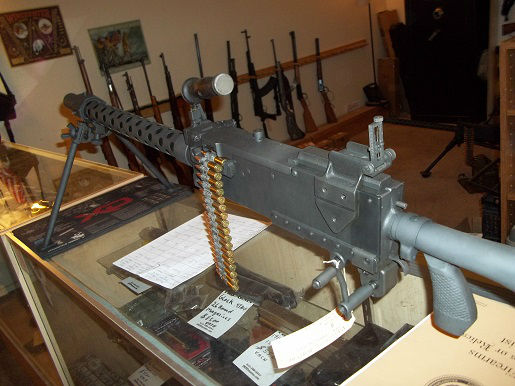 Browning M1919 .308 Belt Fed Rifle