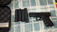 Glock 19 Gen 2 with Lasermax