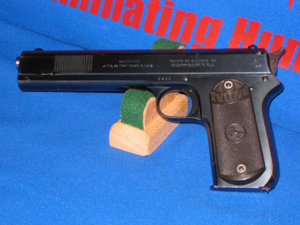 Colt's Model 1902 Semi-Automatic Pistol
