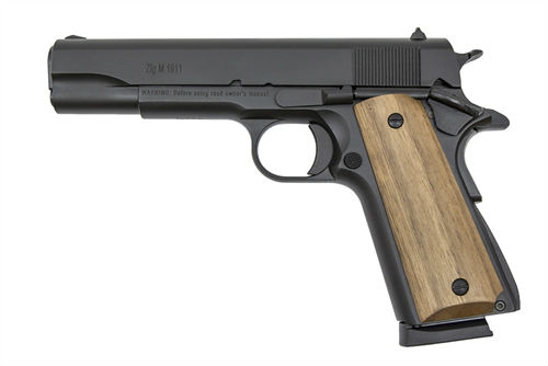 "TISAS Classic 1911-A1 45ACP 5"" GI BLACK"