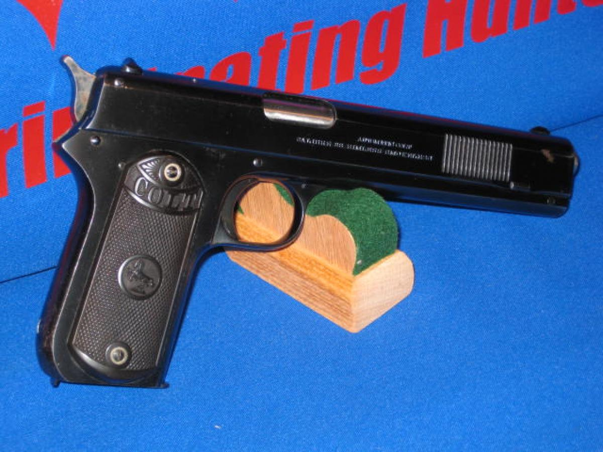 Colt's Model 1902 Semi-Automatic Pistol