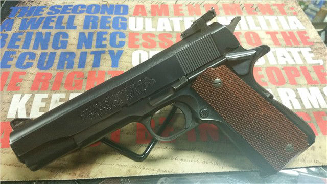 Nice Colt 1911 70 Series Government Model .45acp 1