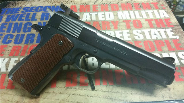 Nice Colt 1911 70 Series Government Model .45acp