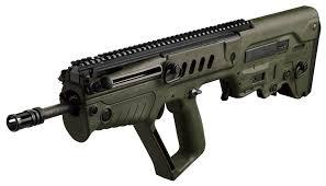 IWI US TSG16 Tavor SAR Flattop G16 SA 2235.56 NATO 16.5 30+1 OD Syn Stk Blk