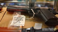 Colt 1911 A1 .45 ACP WWII pistol made in 1943