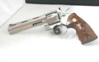 COLLECTOR QUALITY COLT 6 STAINLESS PYTHON ELITE 1